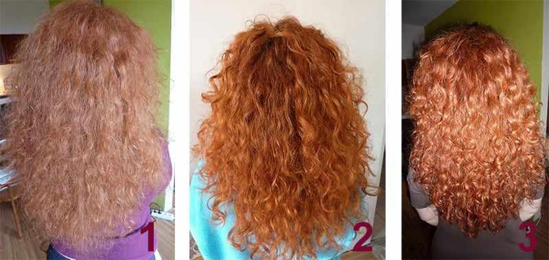 хна для волос отзывы до и после