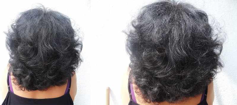 черная хна для волос